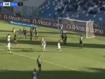 Sassuolo 1:1 Torino