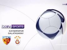 Kayserispor 1:3 Galatasaray SK