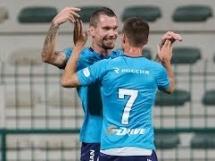 Zenit St. Petersburg 5:0 FC Kopenhaga