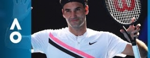 Marton Fucsovics 0:3 Roger Federer