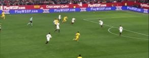 Griezmann strzela cudownego gola Sevilli!