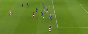 Arsenal Londyn 2:1 Chelsea Londyn