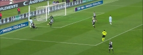 Lazio Rzym 3:0 Udinese Calcio