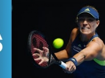 Angelique Kerber 2:0 Madison Keys