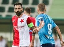 Zenit St. Petersburg 5:1 Slavia Praga