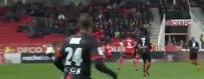 Dijon 2:1 Stade Rennes