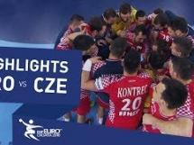 Chorwacja 28:27 Czechy