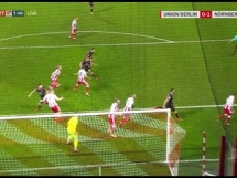 Union Berlin - FC Nurnberg 0:1