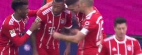 Bayern Monachium 5:2 Hoffenheim