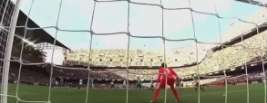 Valencia CF 1:4 Real Madryt