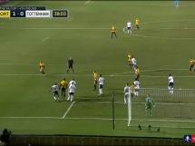 Newport County 1:1 Tottenham Hotspur