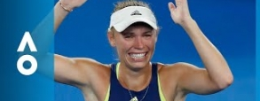 Simona Halep 1:2 Caroline Wozniacki