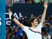 Marin Cilic 2:3 Roger Federer