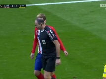 Atletico Madryt 3:0 Las Palmas