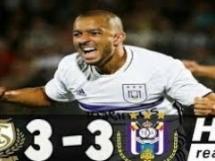 Standard Liege 3:3 Anderlecht