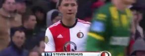 Feyenoord 3:1 Den Haag