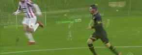 Willem II 0:2 AZ Alkmaar