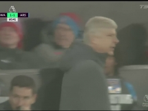 Swansea City 3:1 Arsenal Londyn