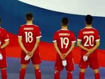 Rosja - Polska 1:1