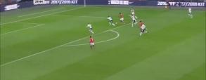 Tottenham Hotspur 2:0 Manchester United