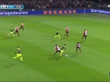 Feyenoord 2:0 PSV Eindhoven