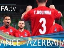 Francja 3:5 Azerbejdżan