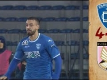 Empoli 4:0 US Palermo