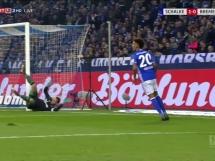 Schalke 04 - Werder Brema 1:2
