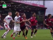 AFC Bournemouth 2:1 Stoke City