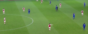 Arsenal Londyn 5:1 Everton