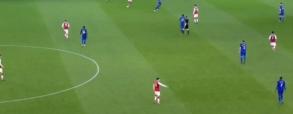 Aubameyang już strzela! Bramka z Evertonem!