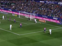 Levante UD 2:2 Real Madryt