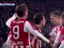 PSV Eindhoven 4:0 PEC Zwolle