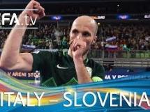 Włochy 1:2 Słowenia