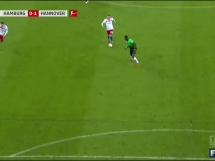 Hamburger SV - Hannover 96 1:1