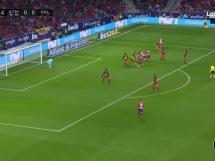 Atletico Madryt 1:0 Valencia CF
