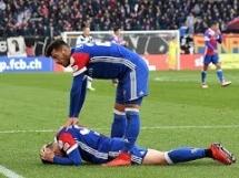 FC Basel 0:1 Lugano