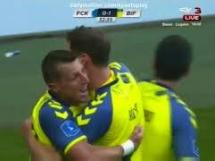 Wilczek zdobył zwycięskiego gola z Kopenhagą!