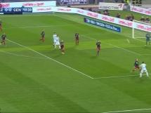 Lazio Rzym 1:2 Genoa