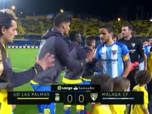 Las Palmas 1:0 Malaga CF