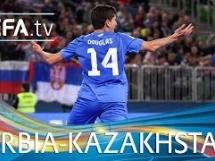 Serbia 1:3 Kazachstan