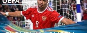 Słowenia 0:2 Rosja