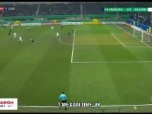 Gol Lewandowskiego przeciwko Paderborn!