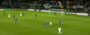 Bourg Peronnas 0:9 Olympique Marsylia