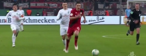 Bayer Leverkusen 4:2 Werder Brema