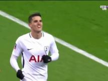 Tottenham Hotspur 2:0 Newport County