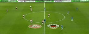 PSV Eindhoven 1:0 Excelsior Rotterdam