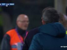 Fiorentina - Juventus Turyn 0:2