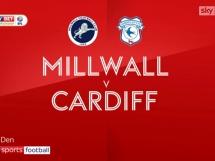 Millwall 1:1 Cardiff City