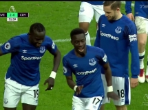 Everton 3:1 Crystal Palace